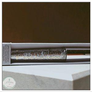 Eye Drama Silver Glitter Liquid Eyeliner
